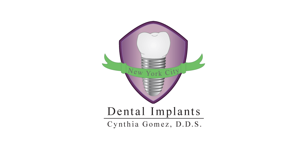 Example of Dental Implants in The City logo