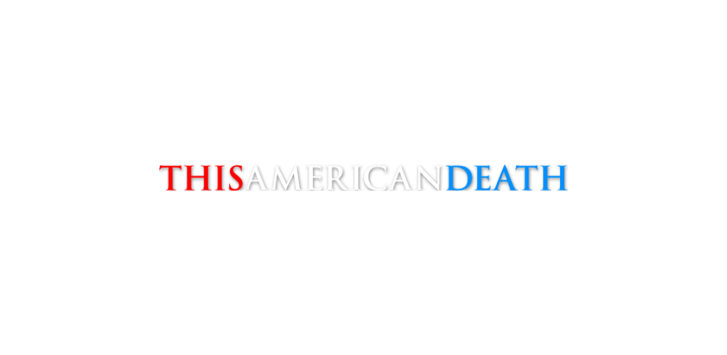 Example of This American Death logo